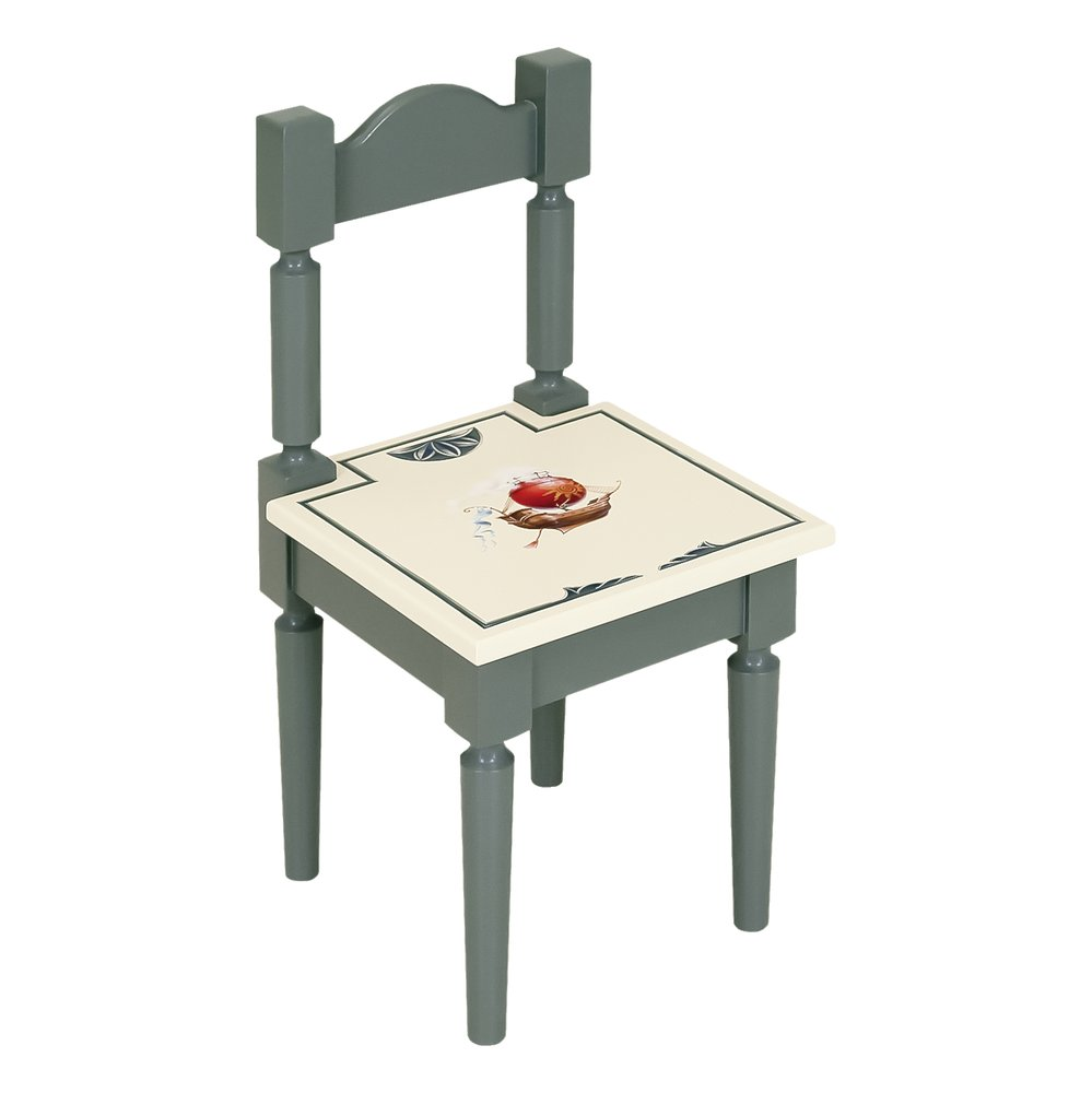 Children's Grey Chair | Children's Tables & Chairs | Albion Collection | Woodright Home UK