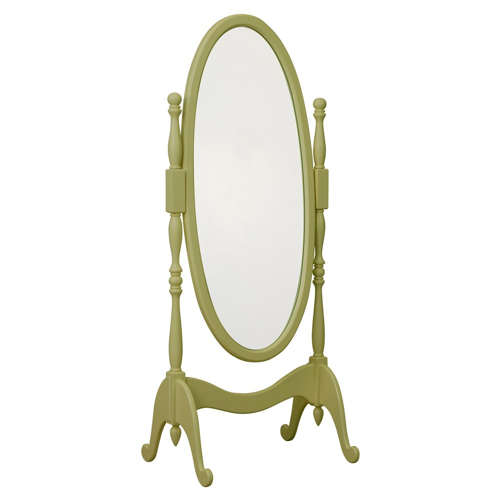 Green Floor Mirror | Mirrors | Ants' Village Collection | Woodright Home UK