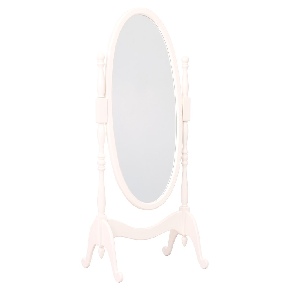 Light Pink Floor Mirror | Mirrors | Ballet Collection | Woodright Home UK