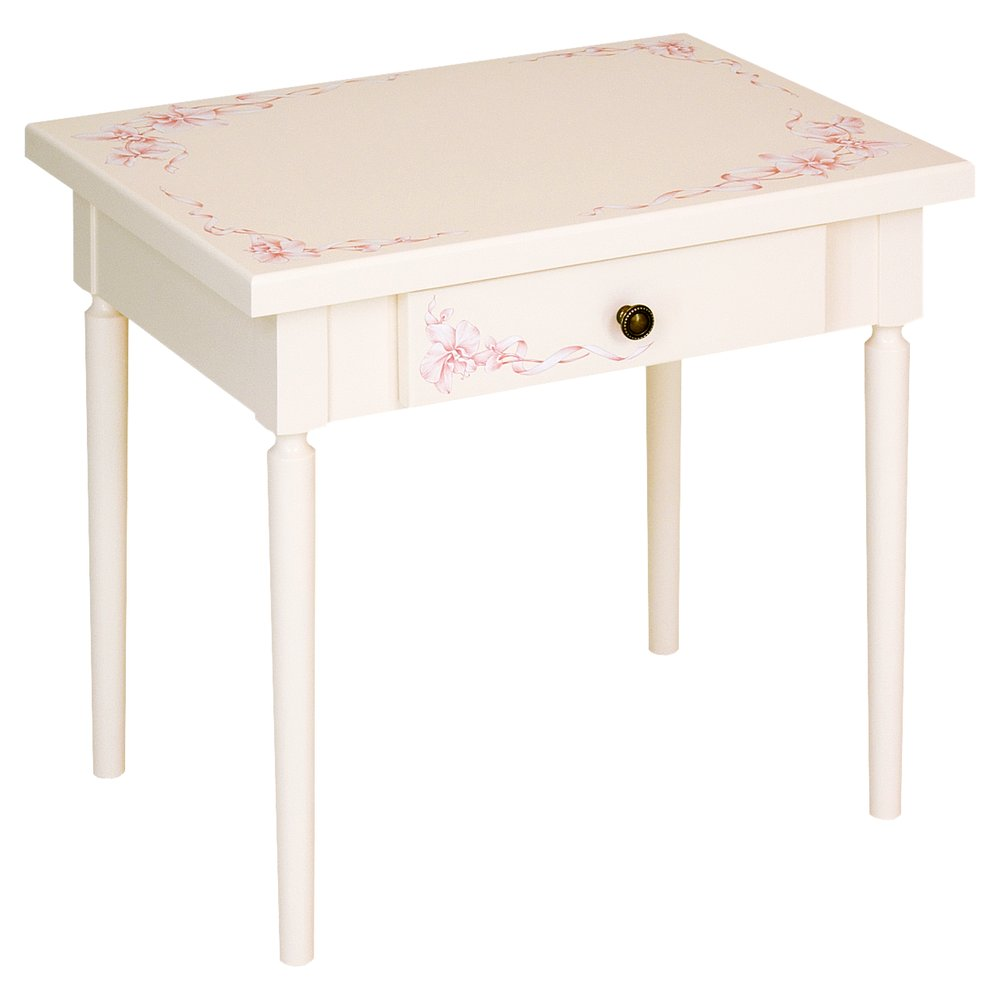 Light Pink Children's Table | Children's Tables & Chairs | Ballet Collection | Woodright Home UK