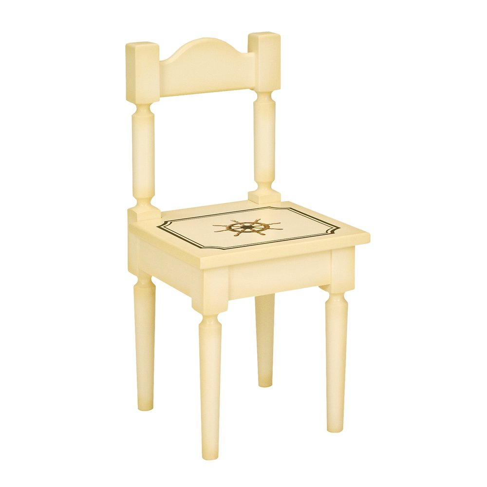 Ivory Children's Chair - Brigantine (ivory) Collection