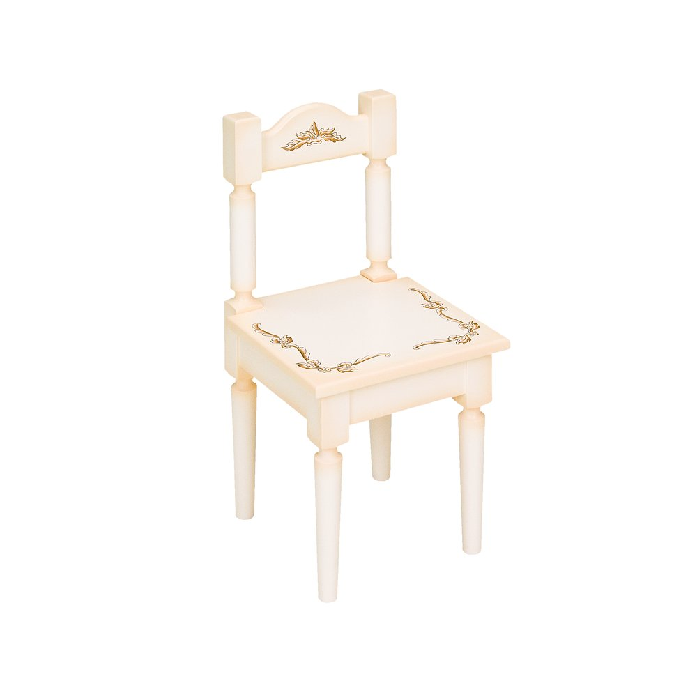 Cream Children's Chair | Children's Tables & Chairs | Infanta Collection | Woodright Home UK