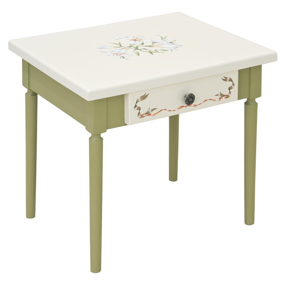 Olive Children's Table | Children's Tables & Chairs | Royal Lilies Collection | Woodright Home UK