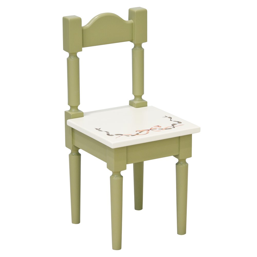 Olive Children's Chair | Children's Tables & Chairs | Royal Lilies Collection | Woodright Home UK