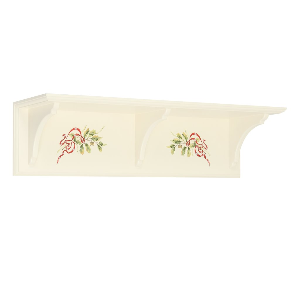 Wall Shelf in Woodland Style | Children's Storage | Rural Scenery Collection | Woodright Home UK
