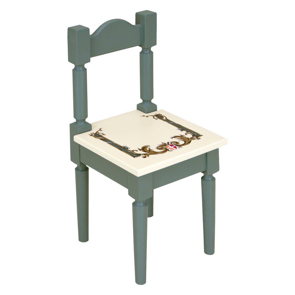 Grey Childrens Chair | Children's Tables & Chairs | Templars Collection | Woodright Home UK